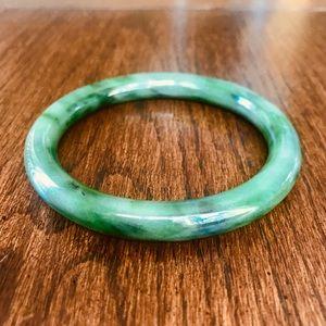 Jewelry - GIA Untreated Imperial Jadeite Bracelet